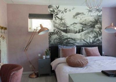 interieurplan slaapkamer