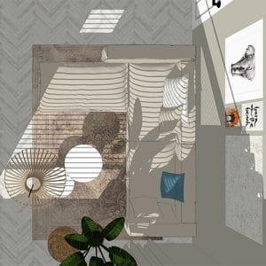 interieurplan Naarden styling