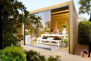 Lees meer over het artikel 5 Interieur ideeën voor je tuinhuis